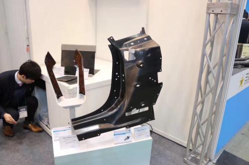 Topolo a visité la Semaine des matériaux hautement fonctionnels de Tokyo