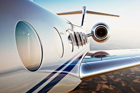 CFRT dans l'industrie aéronautique