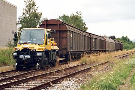 RTFC pour les voitures ferroviaires