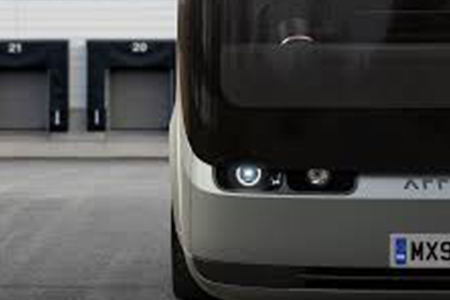 véhicule électrique avec CFRT
