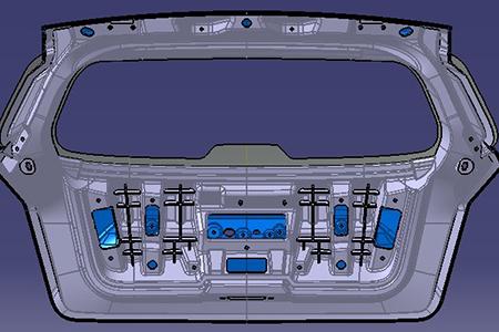 composites thermoplastiques pour véhicules